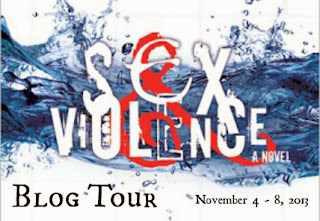 Sex & Violence tour stop + giveaway