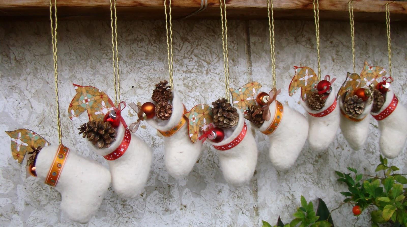 Новогодние подарки своими руками для ярмарки 12