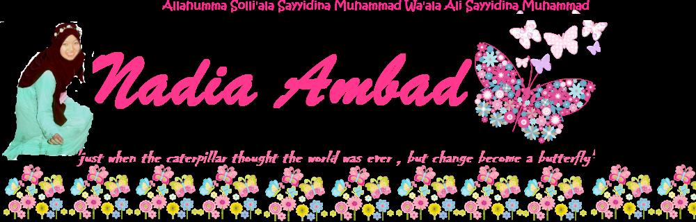 Nadia Ambad
