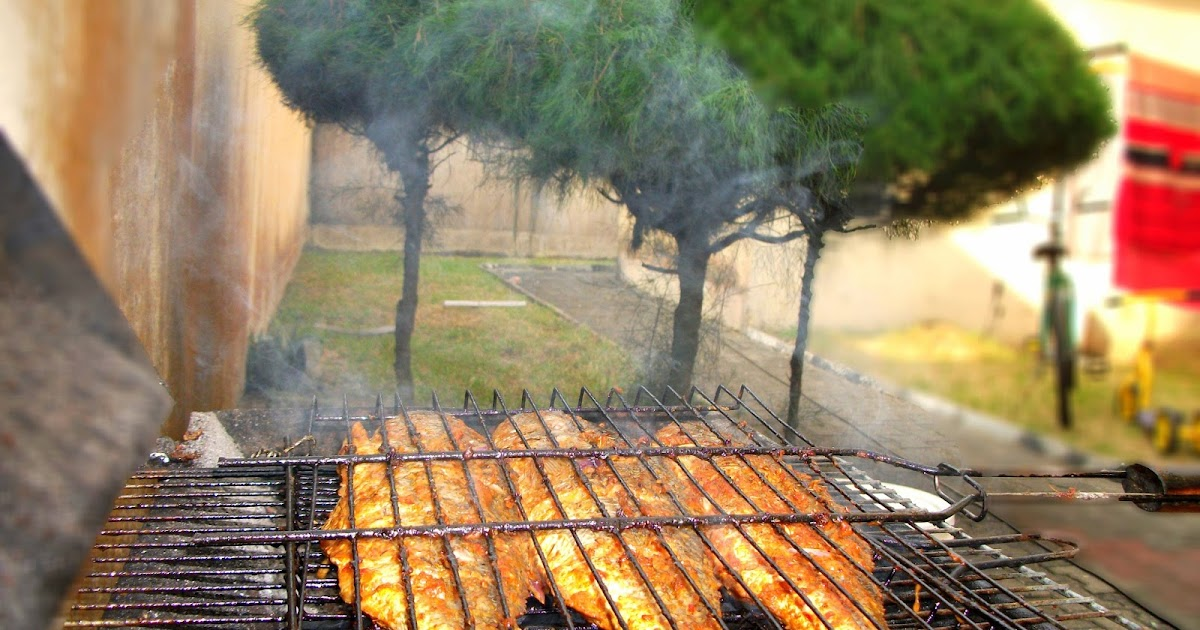 Eights and weights barbecued marinated croaker fish recipe for Croaker fish recipe