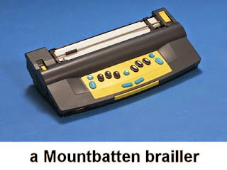 Mountbatten Brailler