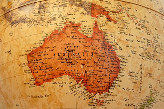 Australia viajar