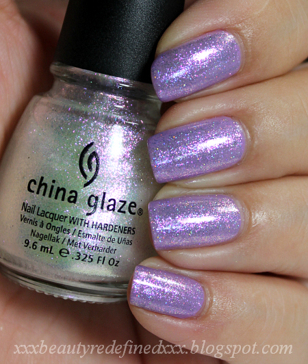 I Added One Coat Of China Glaze Travel In Color To Each Nail And Topped With Ciate Sd Pro Topcoat
