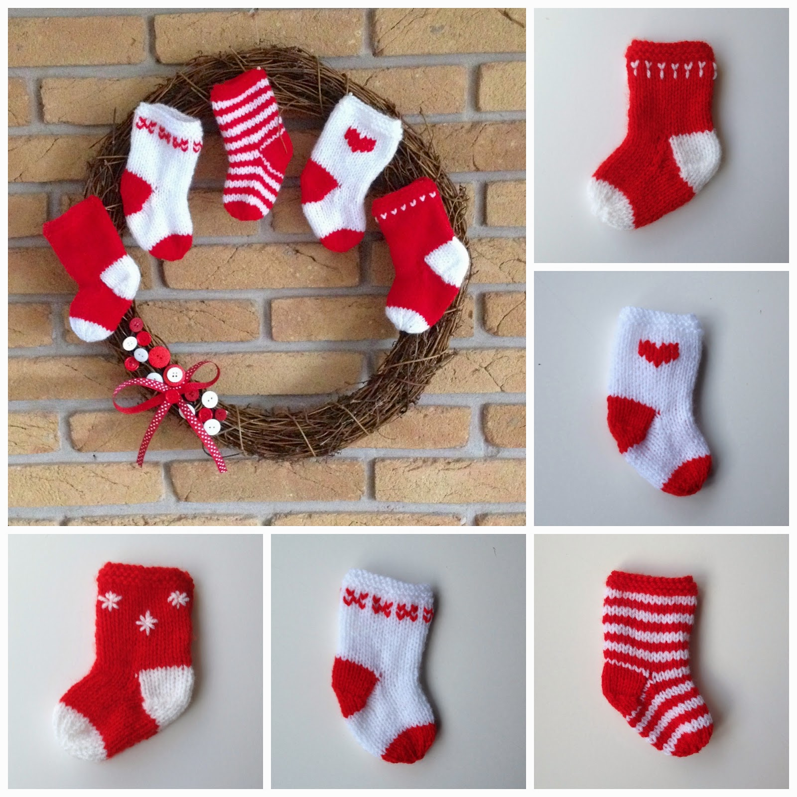 Mack and Mabel: Little Christmas Stockings