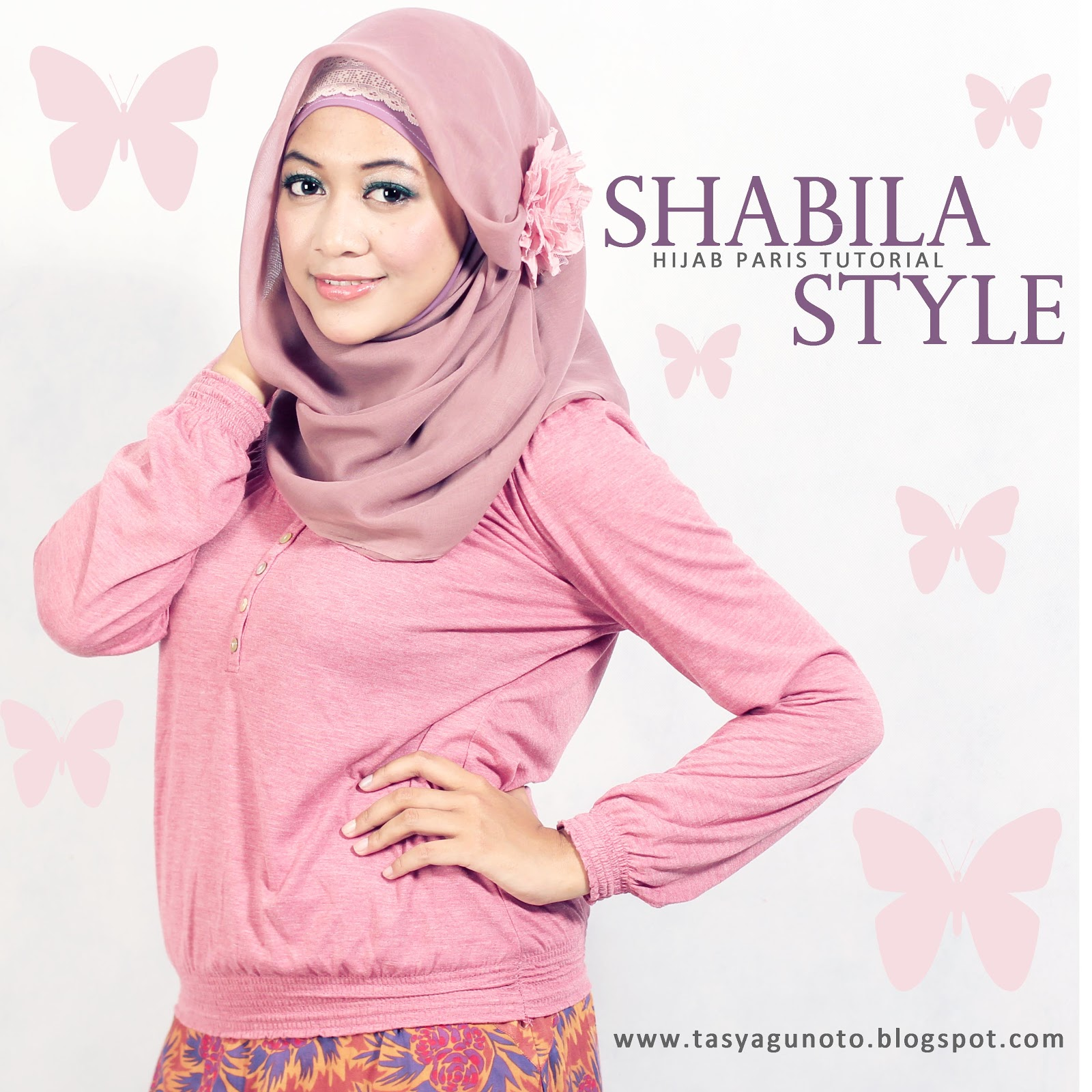 "Klik this link to see ""SHABILA"" Hijab Paris Tutorial"