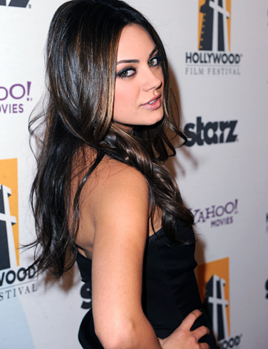 Mila Kunis Bra Size - Hot Pictures