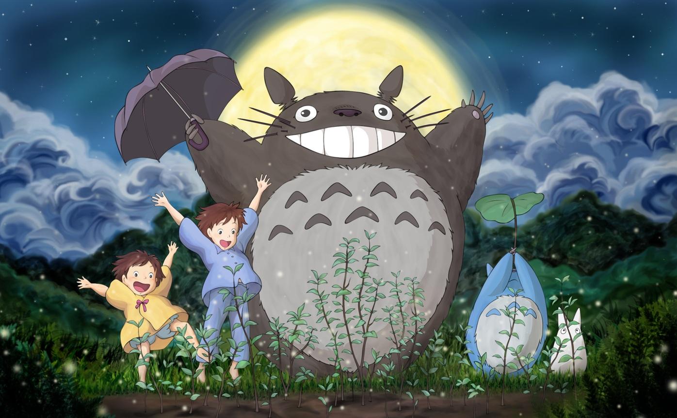 DubSub - Anime Reviews: My Neighbor Totoro Anime Movie Review