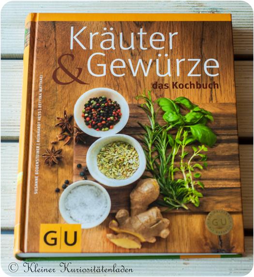 """""""Kräuter & Gewürze"""" von Susanne Bodensteiner, Reinhardt Hess, Bettina Matthaei"""