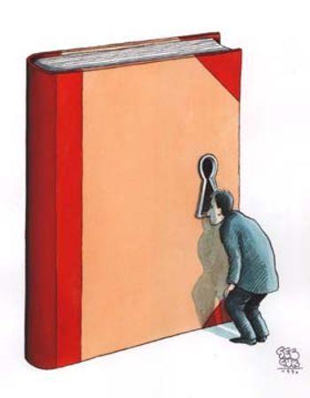Dentro de los libros está también la vida