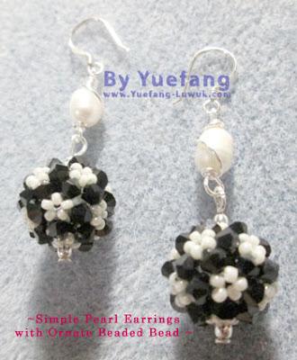 Ornate_beaded_bead_with_freshwater_pearls_earrings