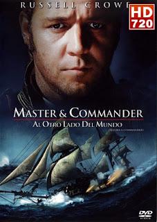 Ver peliculas Master and Commander: Al otro lado del mundo (2003) gratis