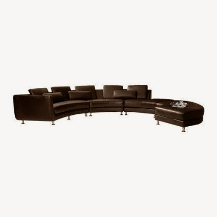 modern curved sofas reviews curved leather sofas