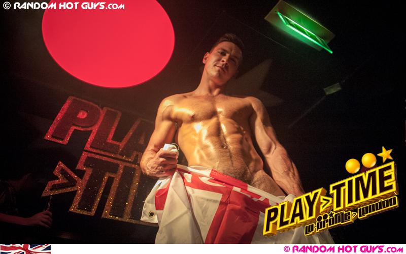 Porn star Paddy O'Brian