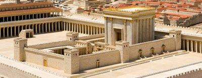 TEMPLE DE JERUSALEM 3D