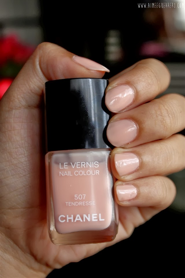 Chanel Le Vernis - 507 Tendresse