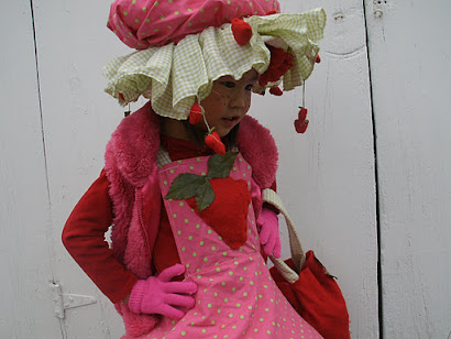 Strawberry Shortcake Couture!