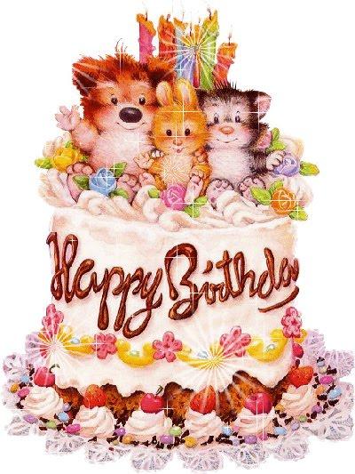 Kue Tar Ulang Tahun Gambar Angry