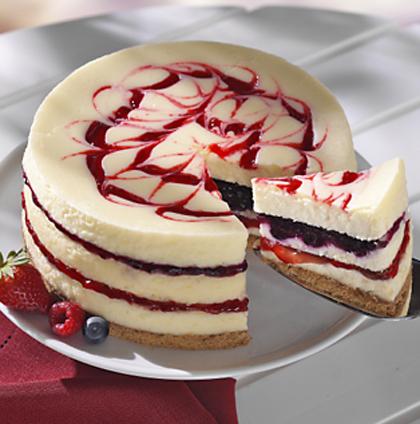 Resep dan Cara Membuat Blueberry Cheese Cake ~ Dianacakes