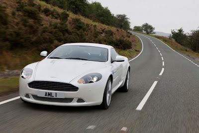 Aston Martin DB9 2011 Gallery