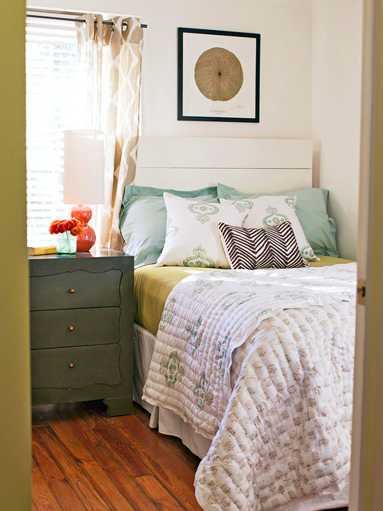 Mix and chic beautiful bedroom ideas - Pretty bedroom decorations ...