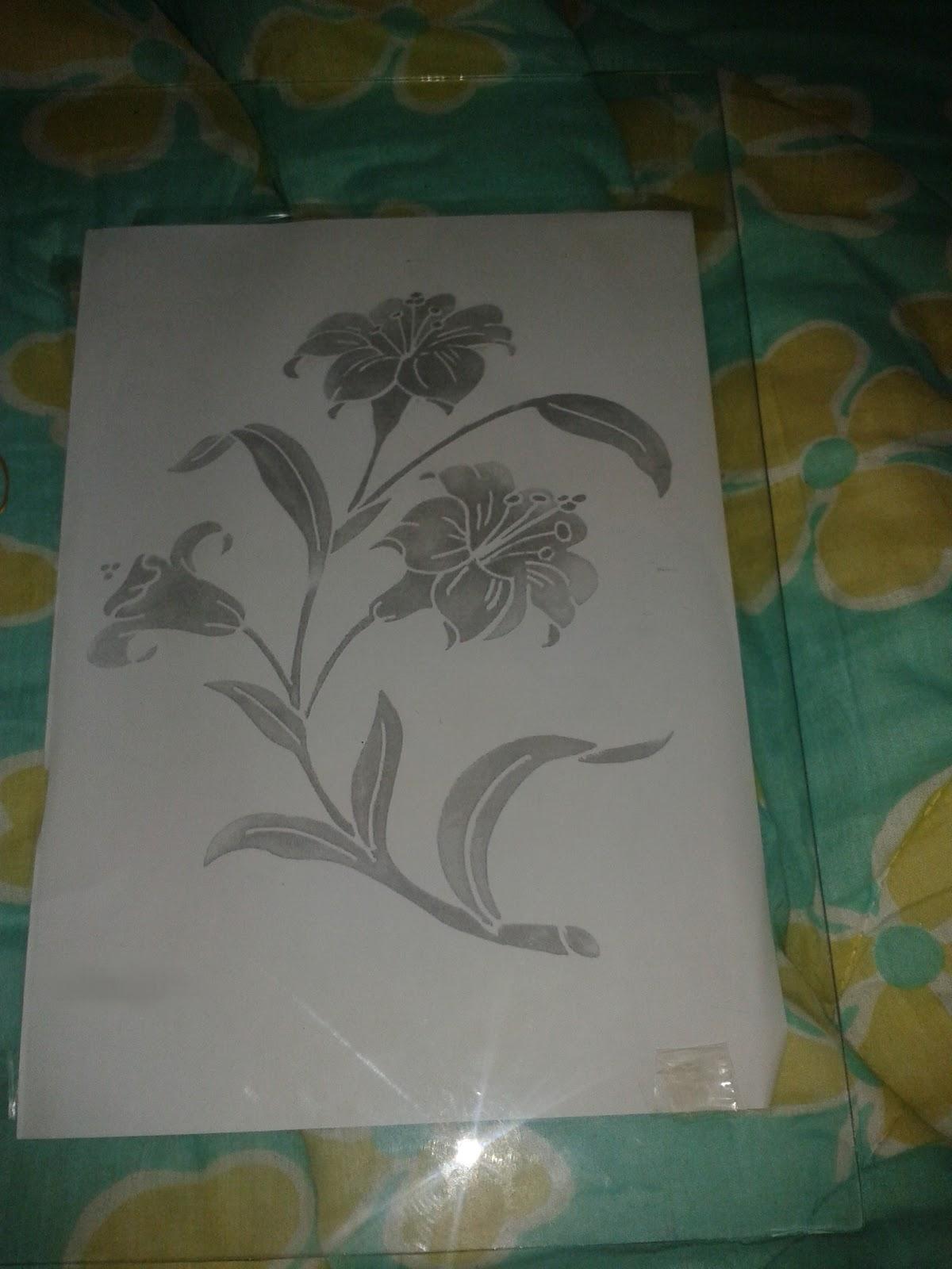 peinture sur verre et porcelaine peindre tableau sur verre tape par tape. Black Bedroom Furniture Sets. Home Design Ideas