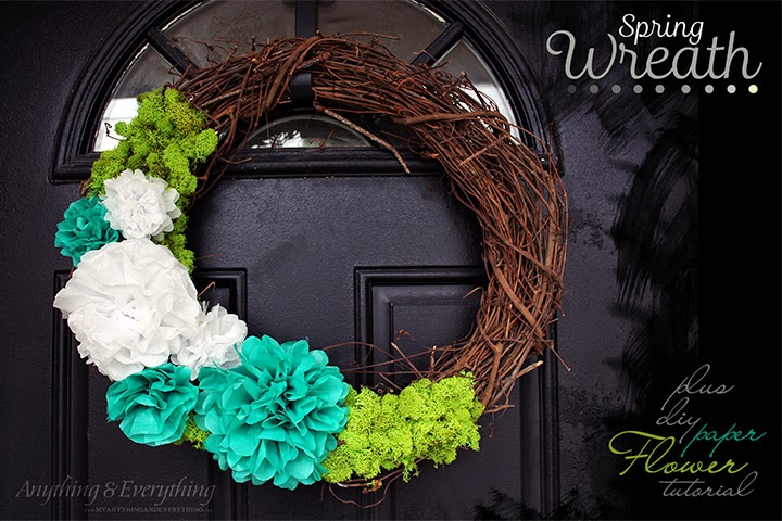 super-easy-spring-wreath