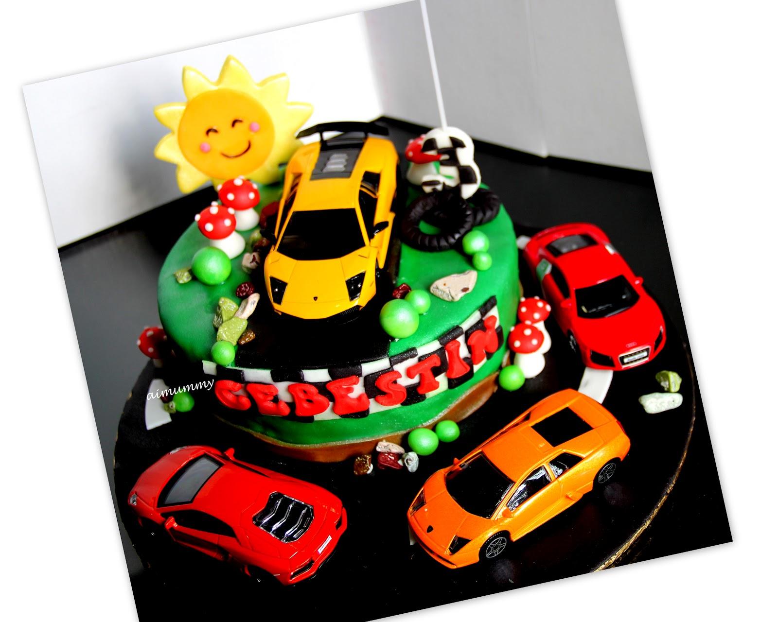 AiMummy Race Car theme