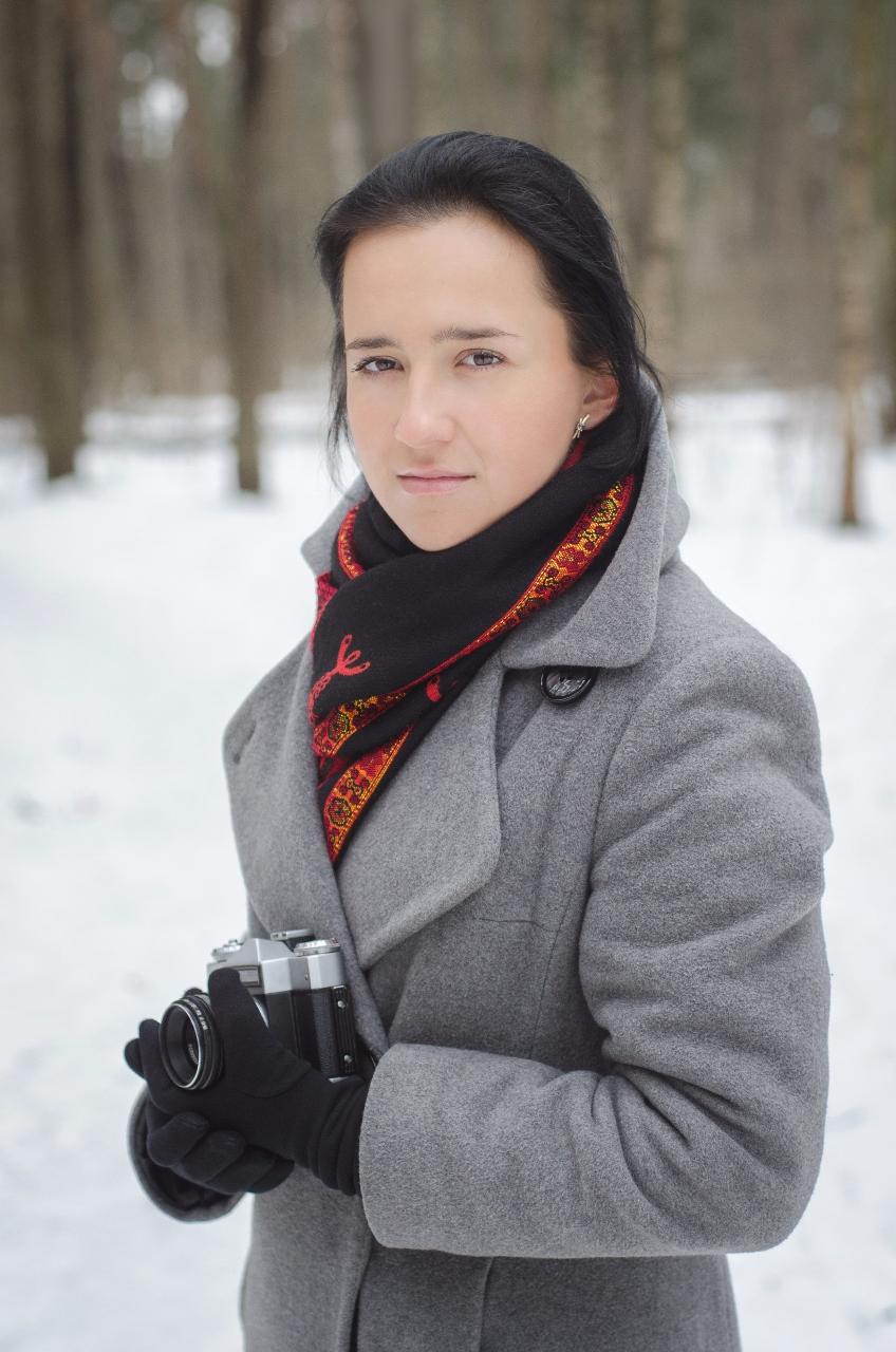 Фотопортреты. Февраль
