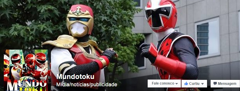 Fan Page Mundotoku no Facebook
