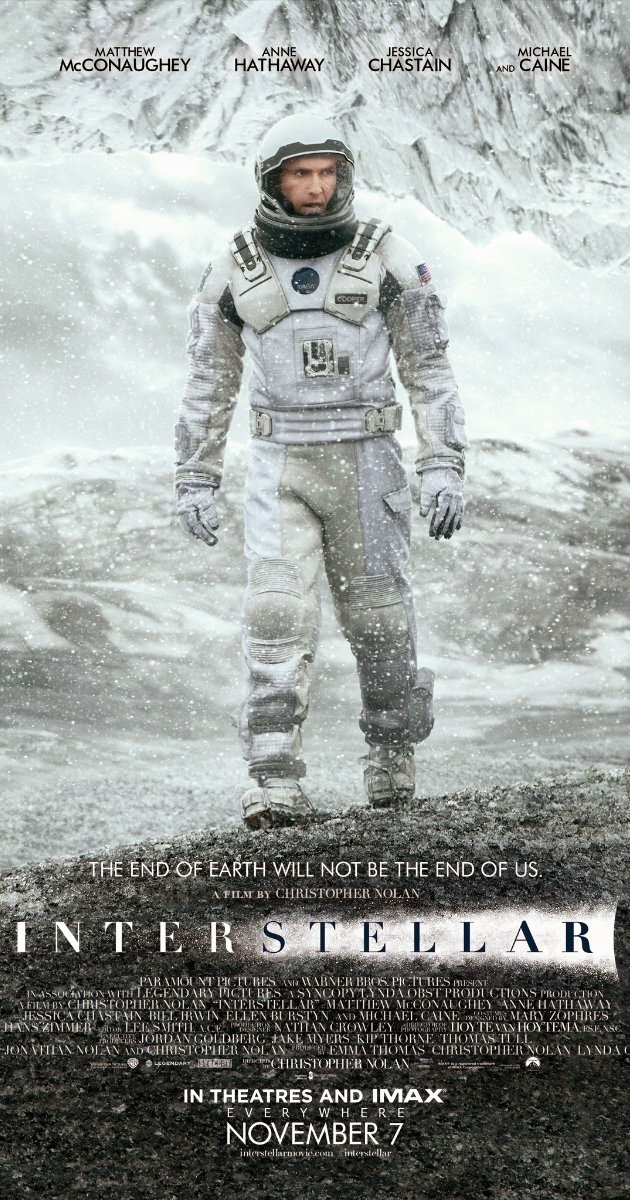 Interstellar 2014 HD.Rip 720p BluRay x264