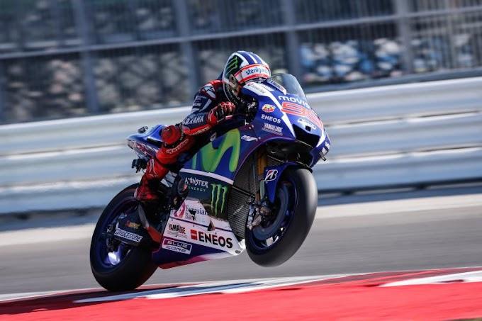 Latihan Bebas 3 MotoGP Misano 2015 - Lorenzo Fight On!