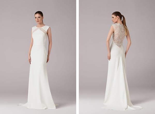 Koronkowa suknia ślubna Anna Kara