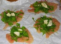 Involtini pollo speck e rucola, ricetta | Cucina per caso con Amelia