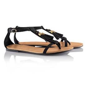 Değişik Tarz Ayakkabı