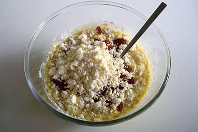 Plumcake feta e pomodori secchi 6