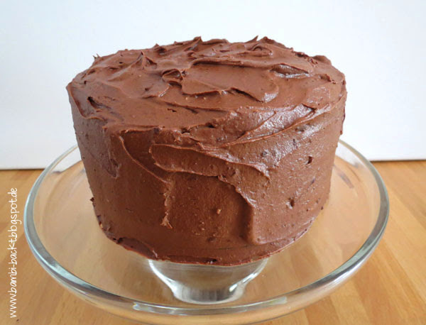 Rezept One Bowl Chocolate Cake by Martha Stewart, Foodblog rehlein backt