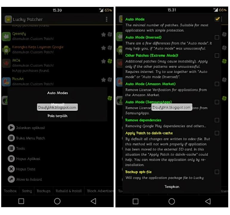 Aplikasi Untuk Hapus Lisensi Dan Iklan Pada Aplikasi - Dunia Android