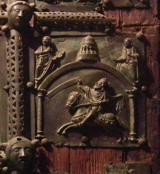 The Medieval Bronze Doors of the Basilica of San Zeno Verona & bensozia: The Medieval Bronze Doors of the Basilica of San Zeno ... Pezcame.Com