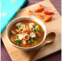 Resep Cara Membuat SUP TOM YAM ORIGINAL
