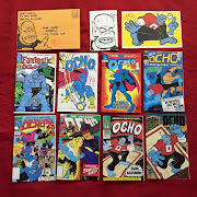 OCHO PACK! 8 most recent issues of OCHO for $24.99