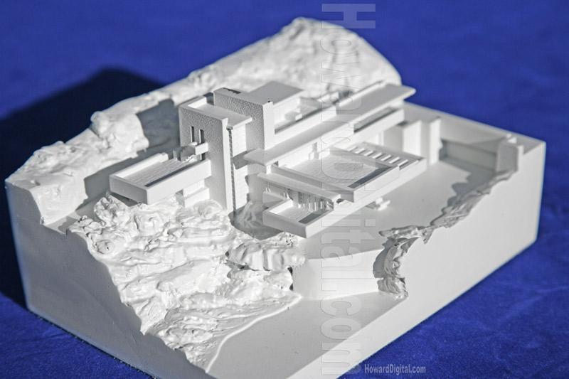 Fallingwater on Frank Lloyd Wright Falling Water House Plans