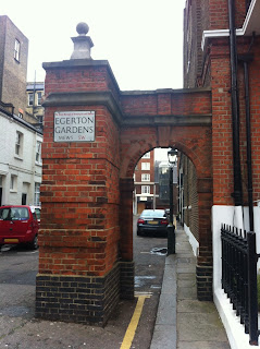 Egerton Gardens Mews, London SW3