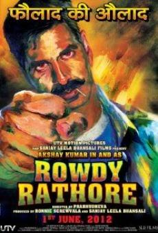 Câu Chuyện Kẻ Lừa Đảo - Rowdy Rathore ...