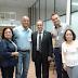 Diretoria Estadual da ACPM-Federação em audiência com o Secretário Estadual de Educação Vieira da Cunha