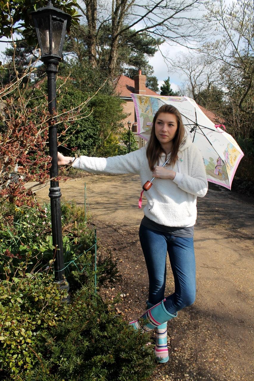 joules umbrella