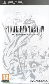 Download - Final Fantasy IV - The Complete Collection - PSP - ISO