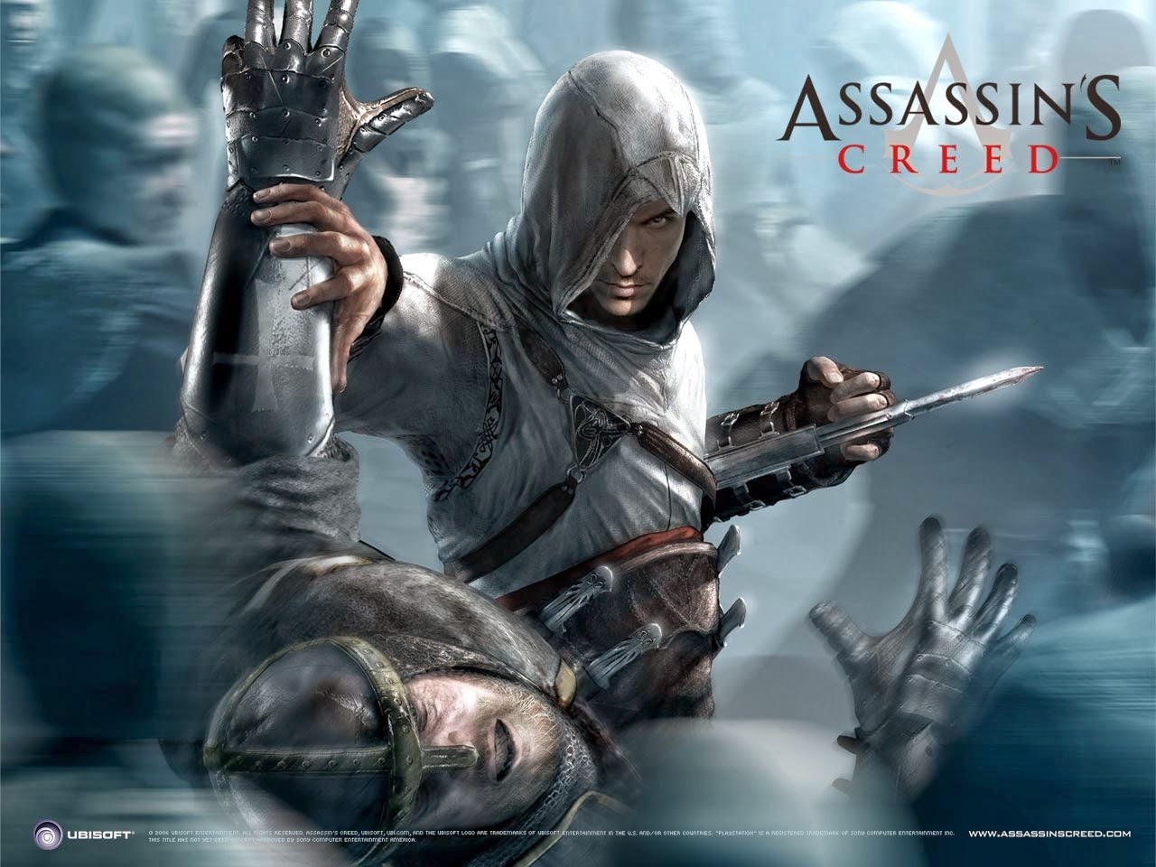 Free Download Assassins Creed 1 PC Game