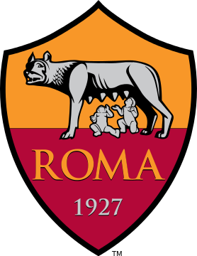 Logo AS Roma [image by en.wikipedia.org]