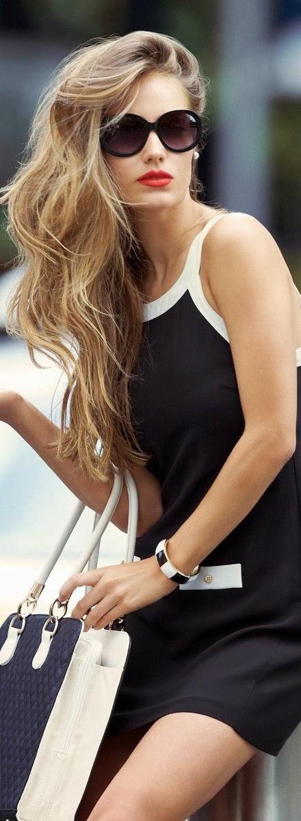mini skirt with handbag