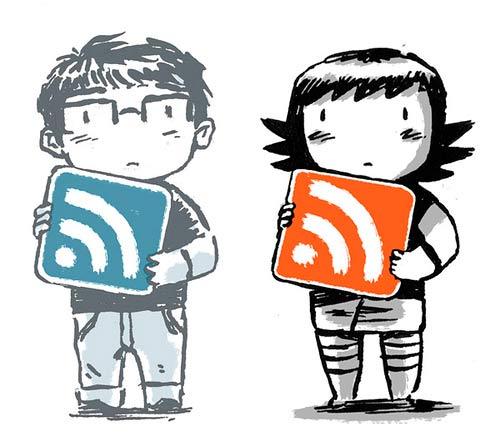 social media rss feeds